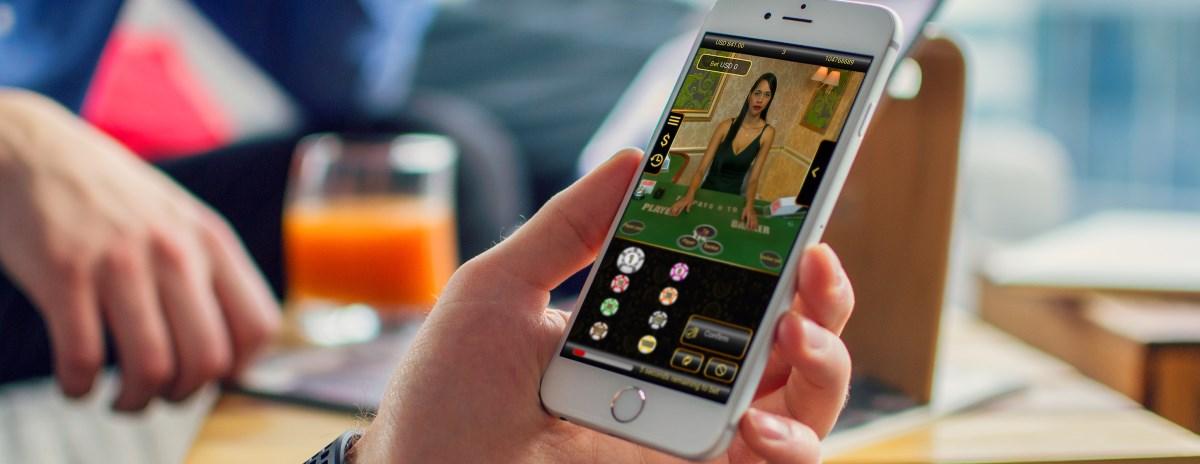 enkelt betala på casino med mobilen